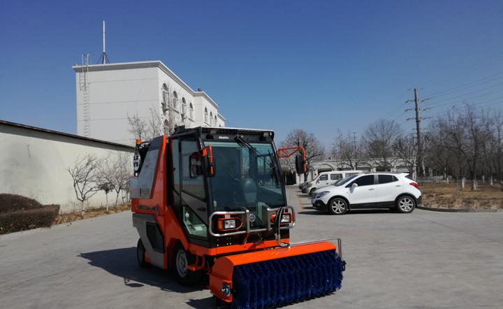 多功能多功能扫雪机|除雪扫路机