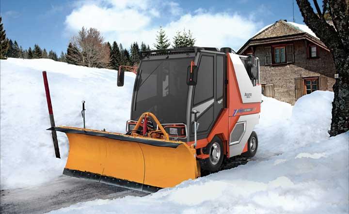 多功能扫雪机|除雪扫路机