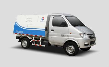 自卸式垃圾车QTH5031ZLJ