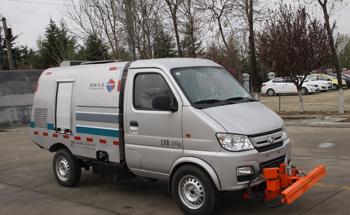1.2方长安小型高压清洗车QTH5031GQX