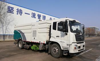 东风天锦洗扫车QTH5180TXS