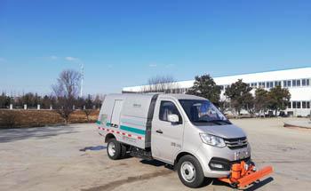 国六高压清洗车QTH5033GQX