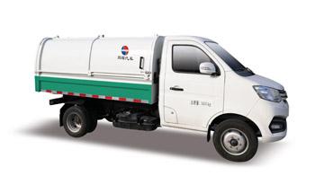 4方自卸式垃圾车QTH5033ZLJ