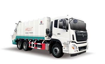 天龙24方国六压缩垃圾车QTH5254ZYS
