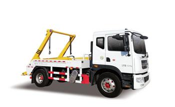 东风国六 7方摆臂式垃圾车QTH5161ZBS
