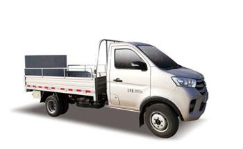 桶装垃圾运输车QTH5030CTY