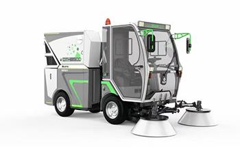 同辉汽车锂电动力扫路机QTH850E+