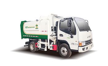 江淮7方自装卸式垃圾车QTH5048ZZZ