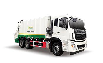 天龙20方国六压缩垃圾车QTH5254ZYS