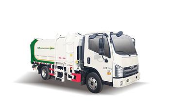 福田9方自装卸式垃圾车QTH5079ZZZA