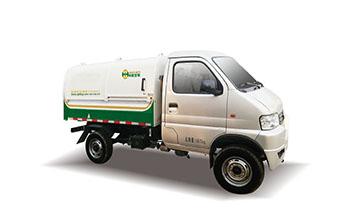 3方长安自卸式垃圾车QTH5032ZLJ