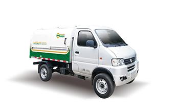 东风自卸式垃圾车QTH5035ZLJ