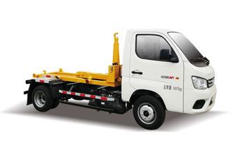 福田驭菱车厢可卸式垃圾车QTH5038ZXX